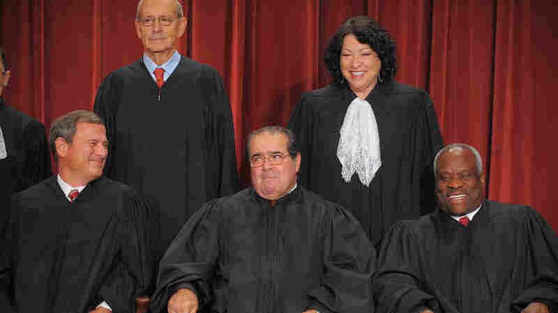 Plan For Antonin Scalia School Of Law Is Tweaked Over Unfortunate Acronym
