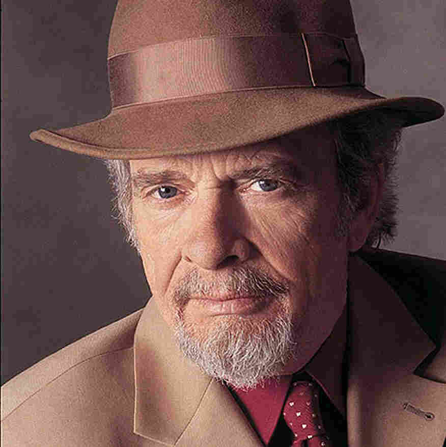 """I realized what a mess I made out of my life, and I got out of there and stayed out of there. Never did go back,"" Merle Haggard says of his time in prison."