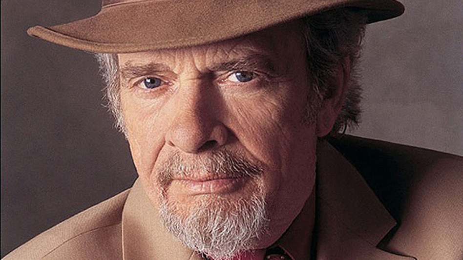 Merle Haggard. (Courtesy of the artist)