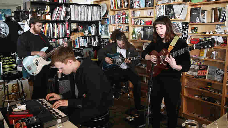 Mothers: Tiny Desk Concert