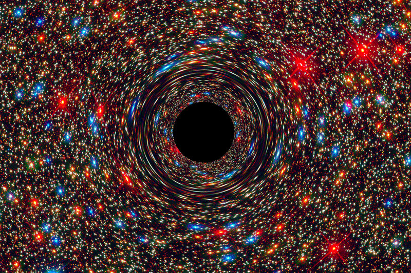 Supermassive Black Holes May Be More Common Than Anyone