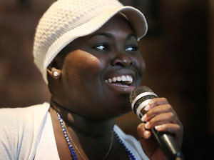 Cuban singer Daymé Arocena plays guest DJ on this week's episode of Alt.Latino.