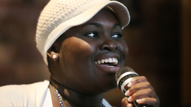 Cuban singer Daymé Arocena plays guest DJ on this week's episode of Alt.Latino. (Getty Images)