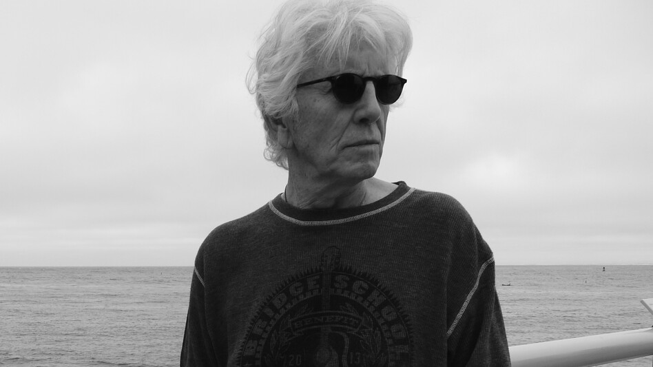 Graham Nash's new solo album, his first since 2002, is called This Path Tonight. (Courtesy of the artist)