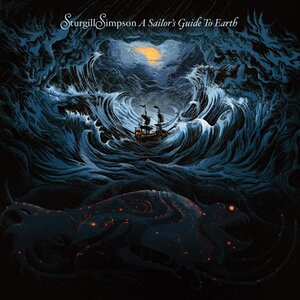 Image result for sturgill simpson a sailor's guide to earth