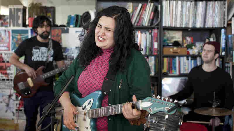 Palehound: Tiny Desk Concert
