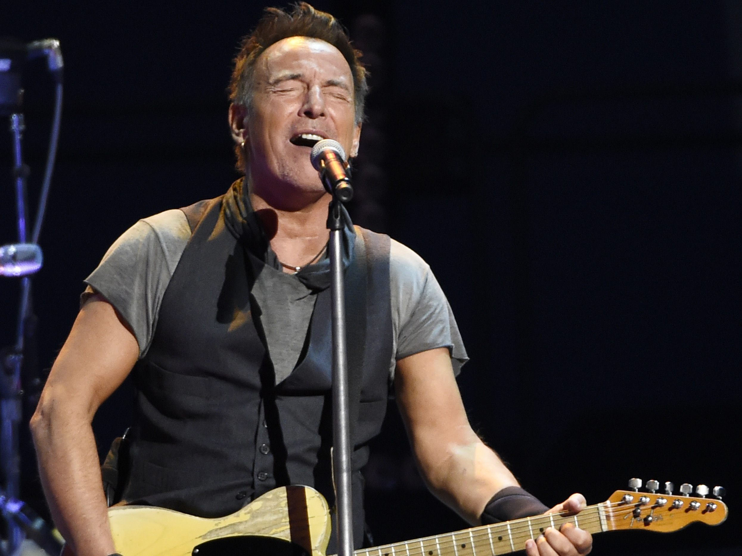 Bruce Springsteen Cancels Show in North Carolina To Protest 'Bathroom Bill'