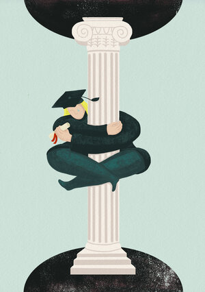 How did/are you paying for college?