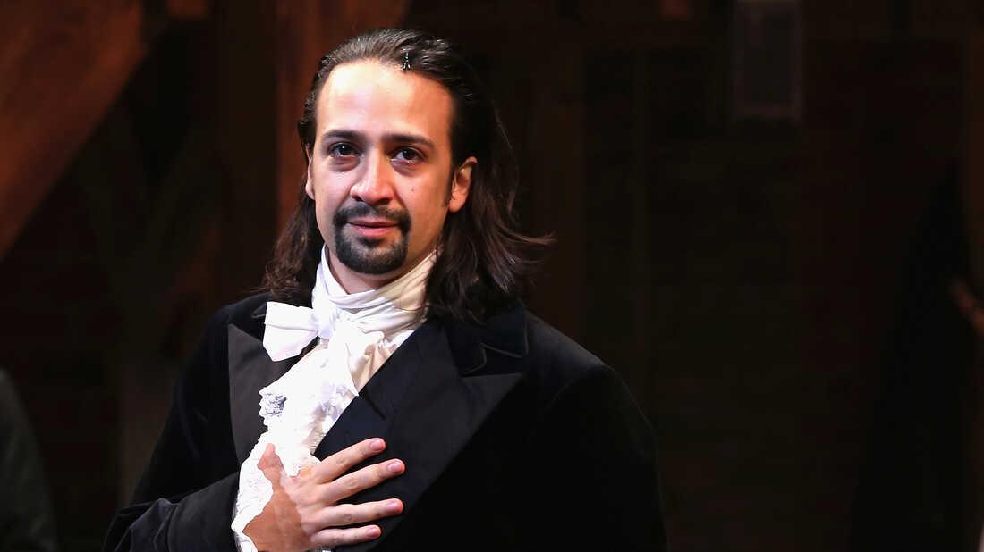 Lin-Manuel Miranda Talks 'Hamilton': Once A 'Ridiculous' Pitch, Now A Revolution