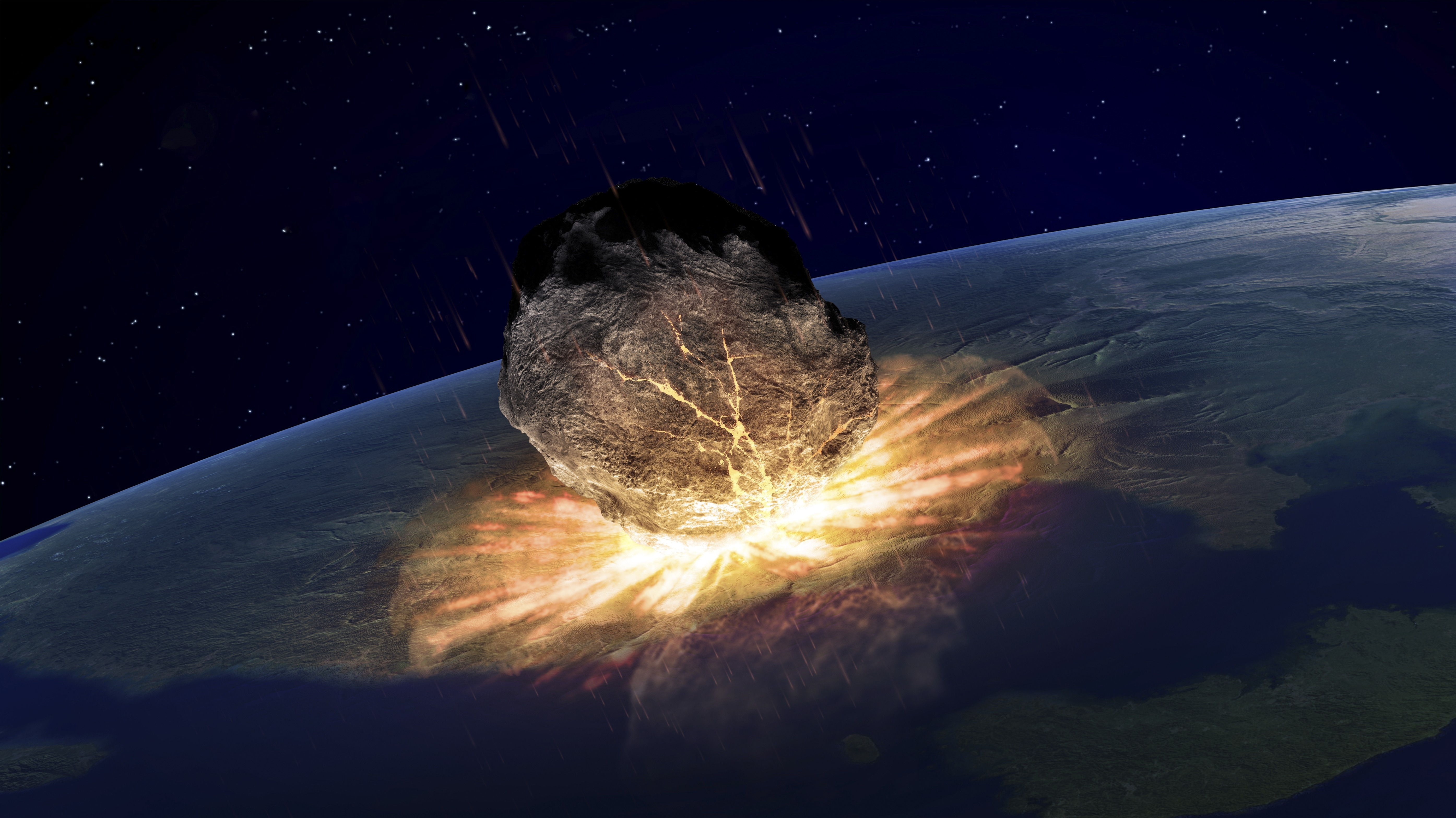 Scientists Set To Drill Into Extinction-Event Crater In Mexico