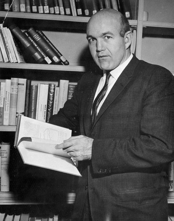 James S. Coleman, 1958.