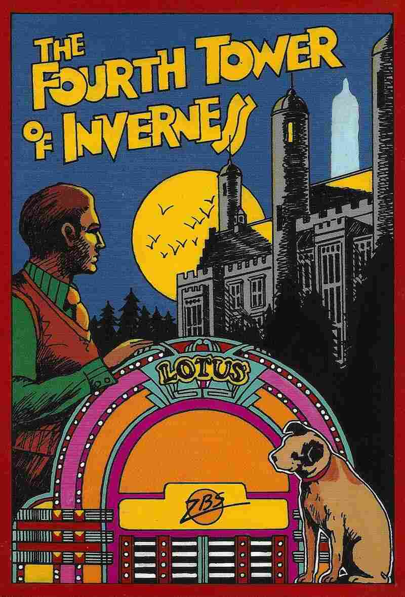 The Fourth Tower of Inverness debuted in 1972 on hundreds of radio stations.