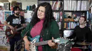 Tiny Desk Concert with Palehound.