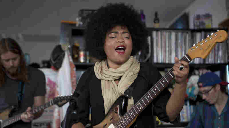 Seratones: Tiny Desk Concert