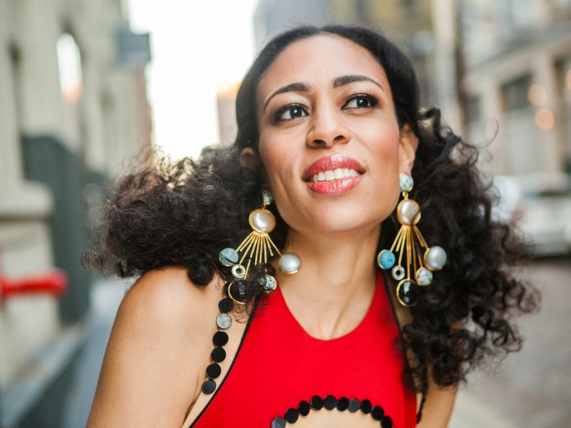 Candice Hoyes Sings Blackness, Womanhood And History On Her Debut Jazz Album