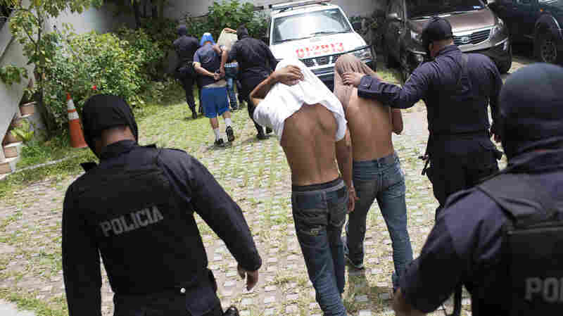 City, Interrupted: How Gang Killings Brought San Salvador To A Halt