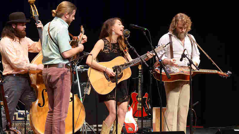 Lindsay Lou & The Flatbellys On Mountain Stage