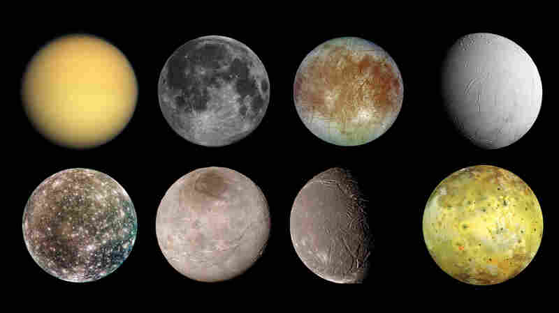 Hot On The Trail Of Alien Moons