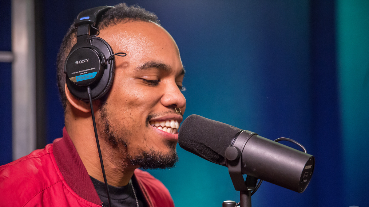 Anderson Paak Am I Wrong Live Npr
