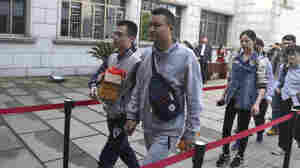 Chinese Court Rules Against Gay Couple Seeking To Get Married