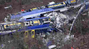 Dispatcher In Deadly German Train Crash Was Playing Game On Phone, Prosecutors Say
