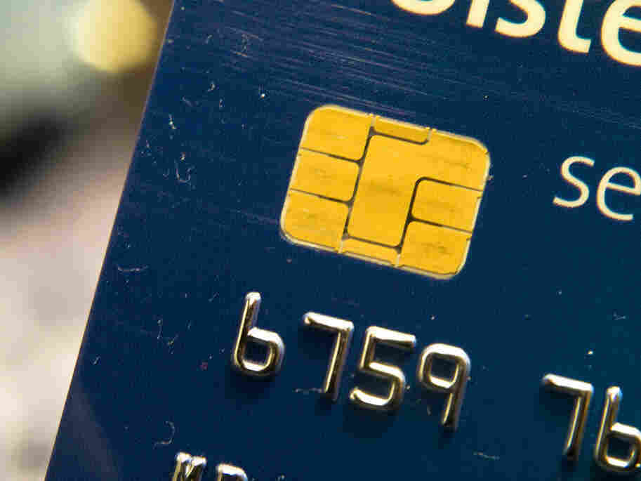 The credit card chip took forty years to arrive in the United States.