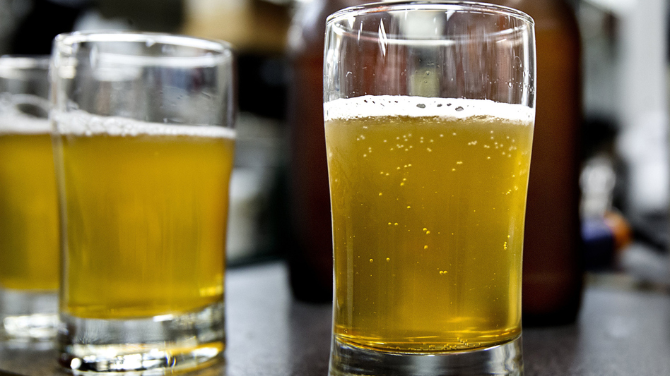 Brewers in North Carolina are planning to donate all of the profits from a new beer to two groups that work on behalf of the LGBT community. (Raleigh News & Observer/TNS via Getty Images)