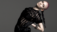 Claire Boucher, aka Grimes, is currently touring behind her acclaimed third album, Art Angels.