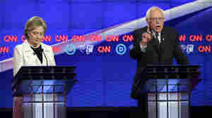 Clinton, Sanders Question Each Other's 'Judgment' To Be President
