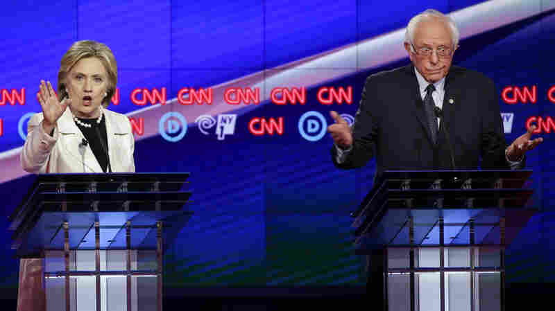 The 9th Democratic Debate In 100 Words (And 3 Videos)
