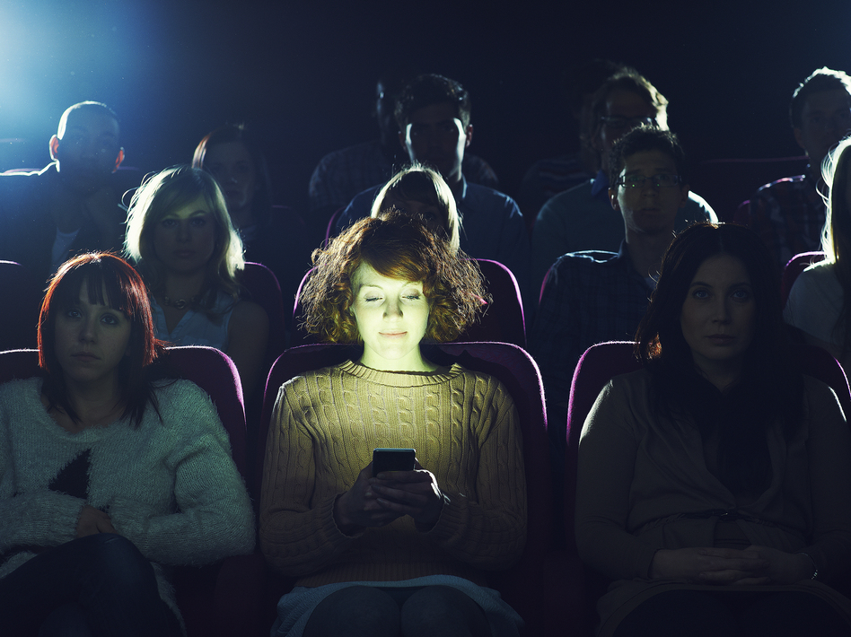 The CEO of AMC Entertainment says he is considering allowing texting during some movie showings at AMC Theaters. A good thing? Our pop culture blogger and movie critic weigh in.