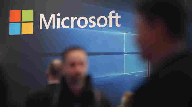 Microsoft Sues Justice Dept., Seeking To Inform Customers About Seized Data