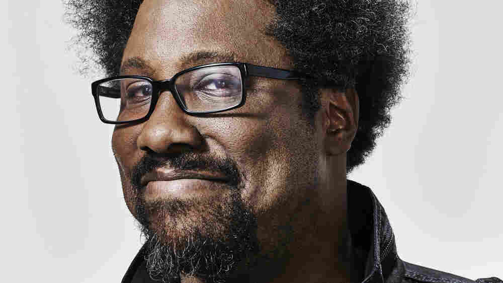 Comic W. Kamau Bell On Standing Tall And Finding Humor In America's Racism