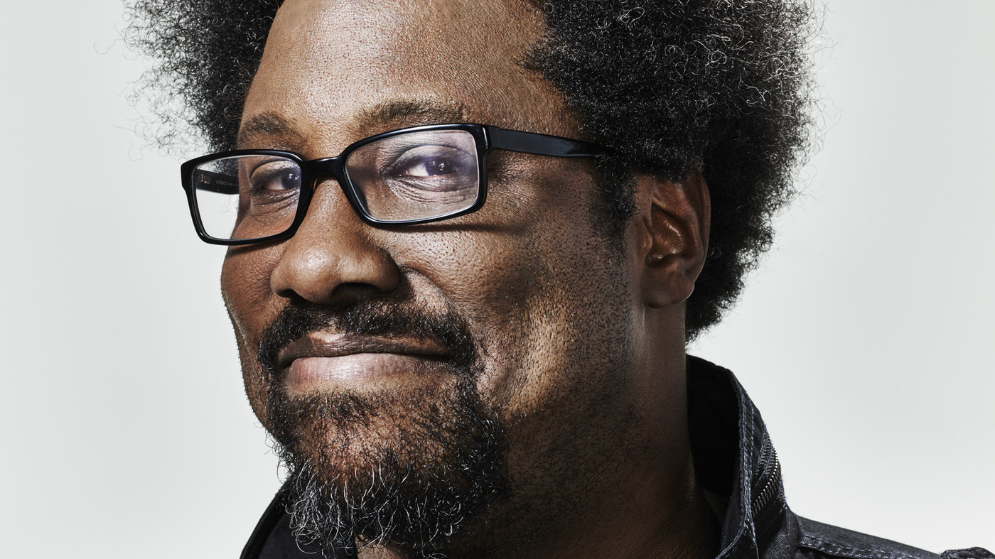 Comic W. Kamau Bell On Standing Tall And Finding Humor In ...