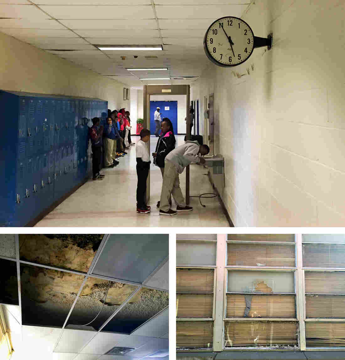 Inside Livingston Junior High School In Sumter County, Ala. The State Does  Not Send Extra Dollars To Districts That Serve Low Income Kids.