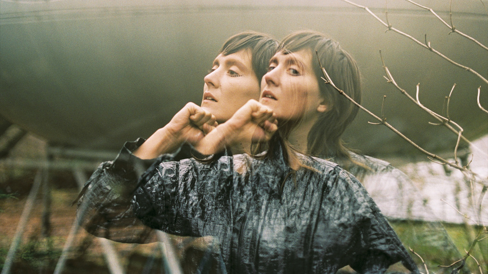 Cate Le Bon's fourth album, Crab Day, was released April 15. (Courtesy of Drag City)