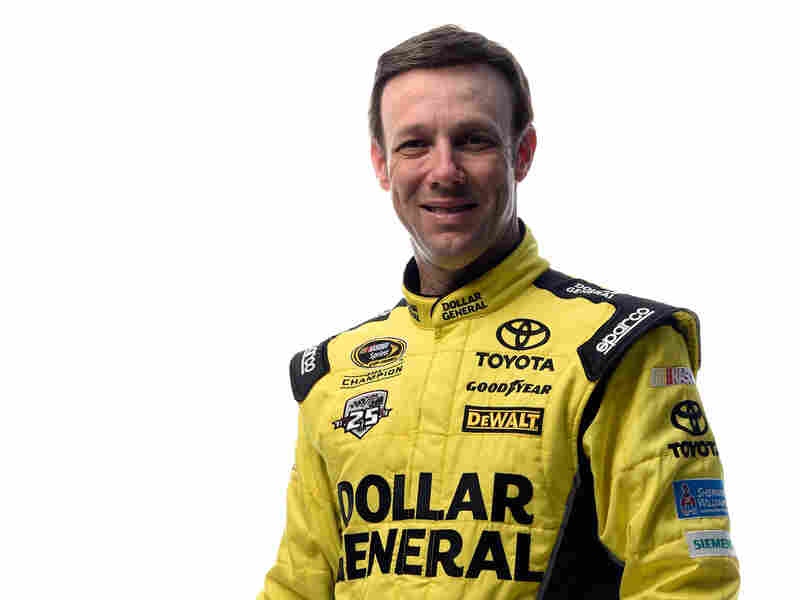 Driver Matt Kenseth poses for a portrait during NASCAR Media Day at Daytona International Speedway on Feb. 16, 2016 in Daytona Beach, Fla.