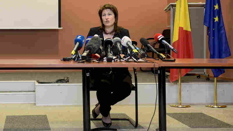 Jacqueline Galant, who resigned as Belgium's transport minister on Friday, says she is the victim of a crusade against her.