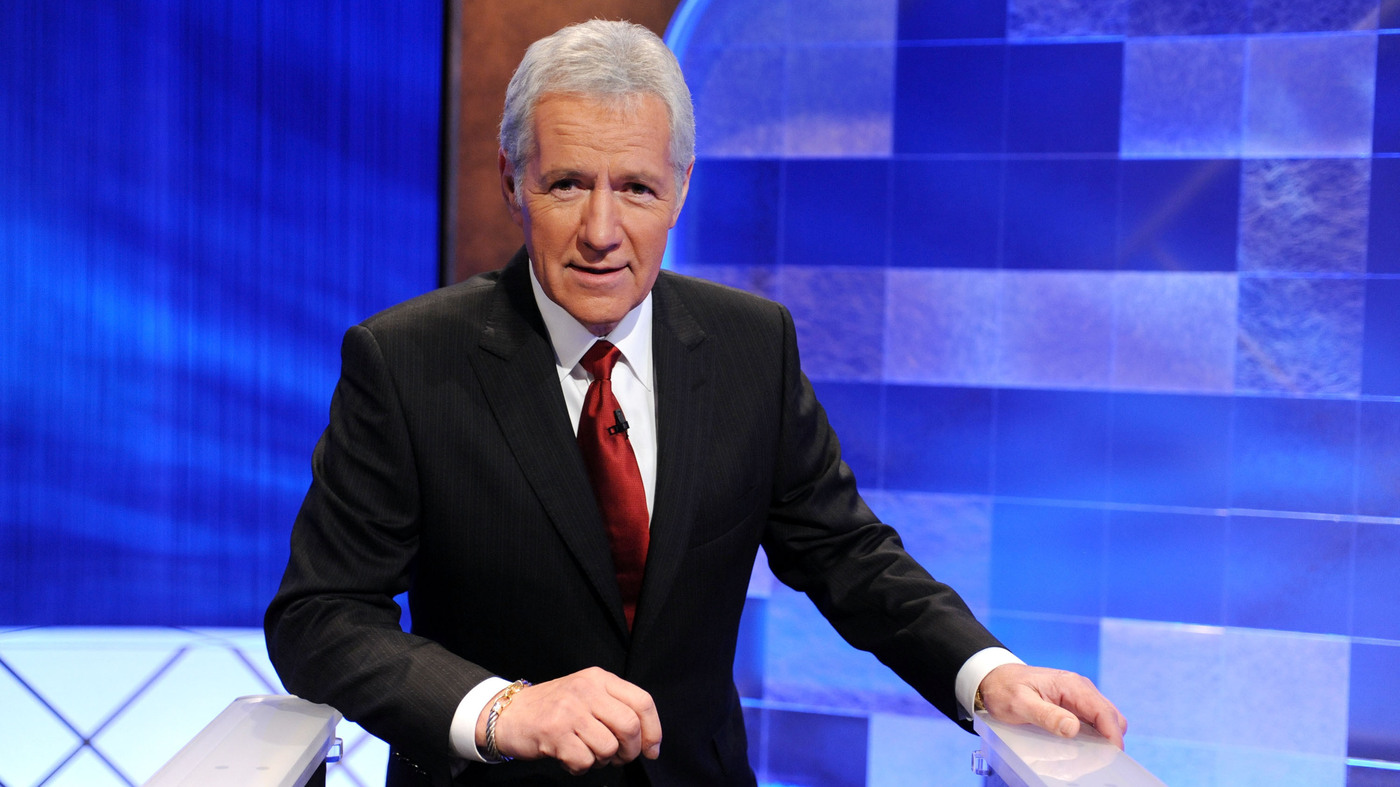 This Is The Length Of Alex Trebek S Game Show Tenure What 50 Years