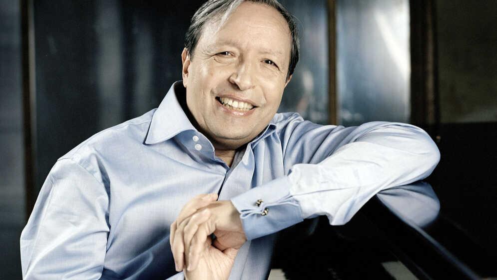 Murray Perahia: Bonding With Bach And Chopin