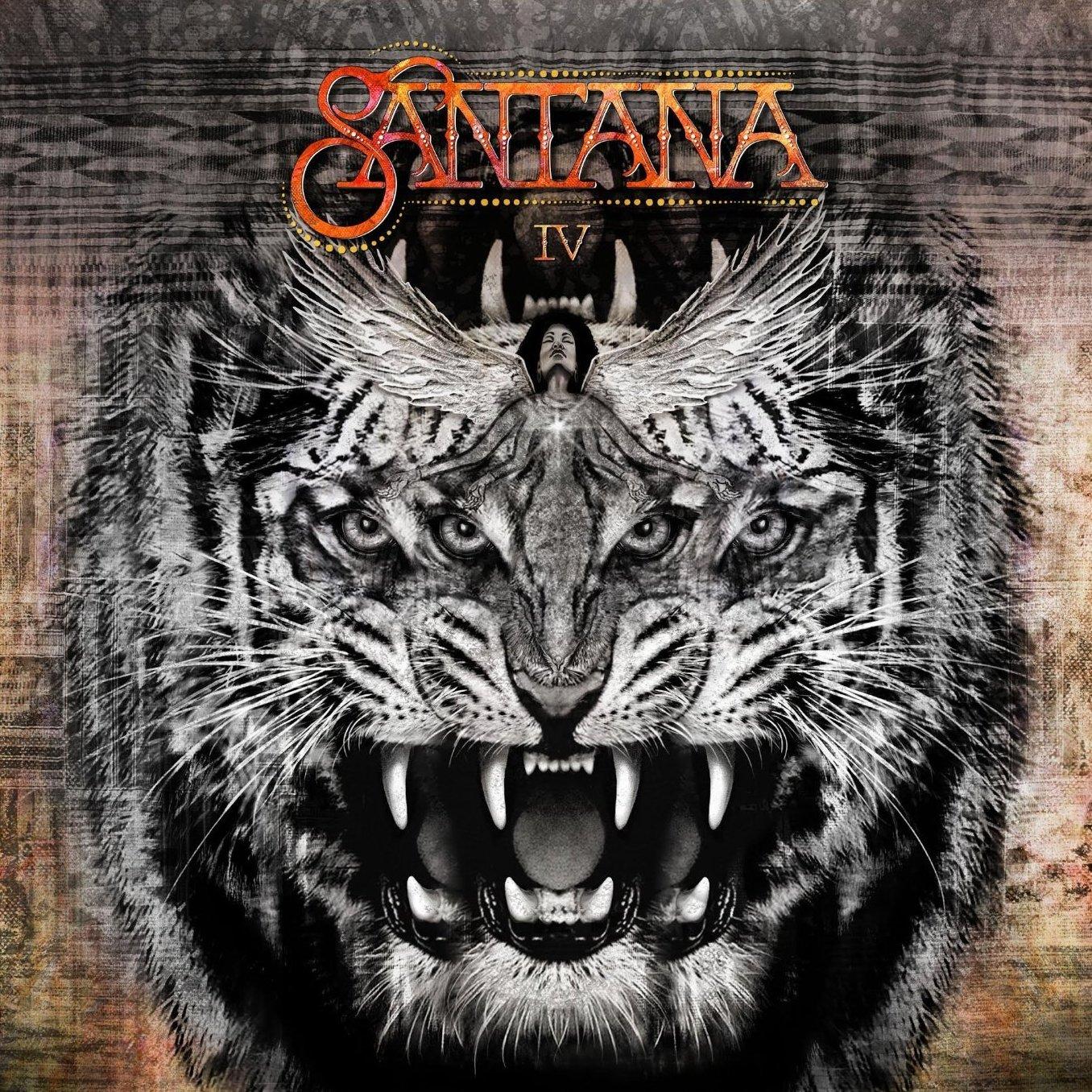 Review: Santana, 'Santana IV'