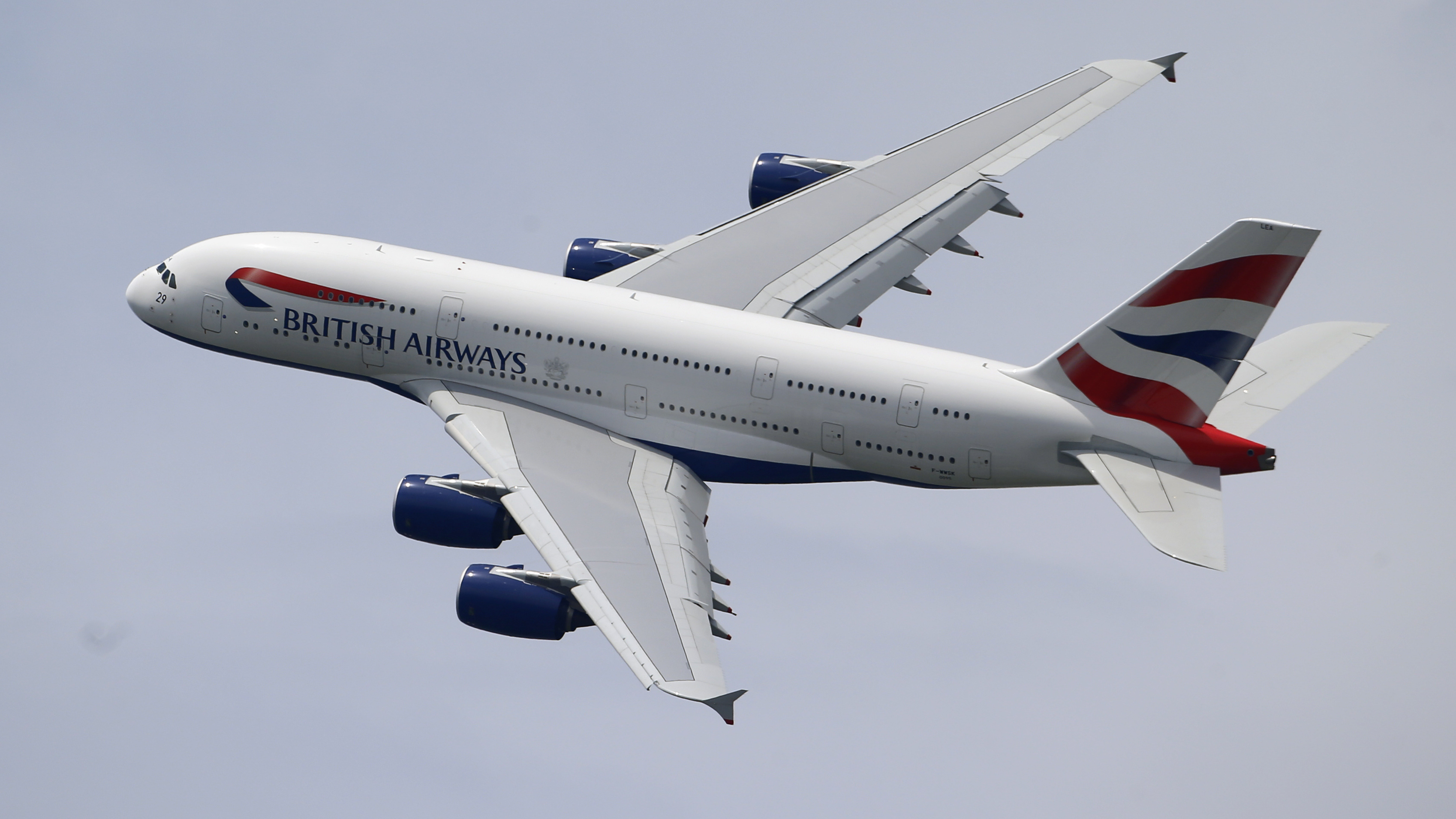 Airliner Hit By Suspected Drone On Way To Landing At London's Heathrow