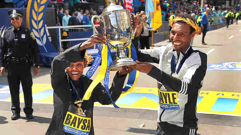Boston Marathon Results: Ethiopian Runners Shut Kenyans Out Of Top Spots