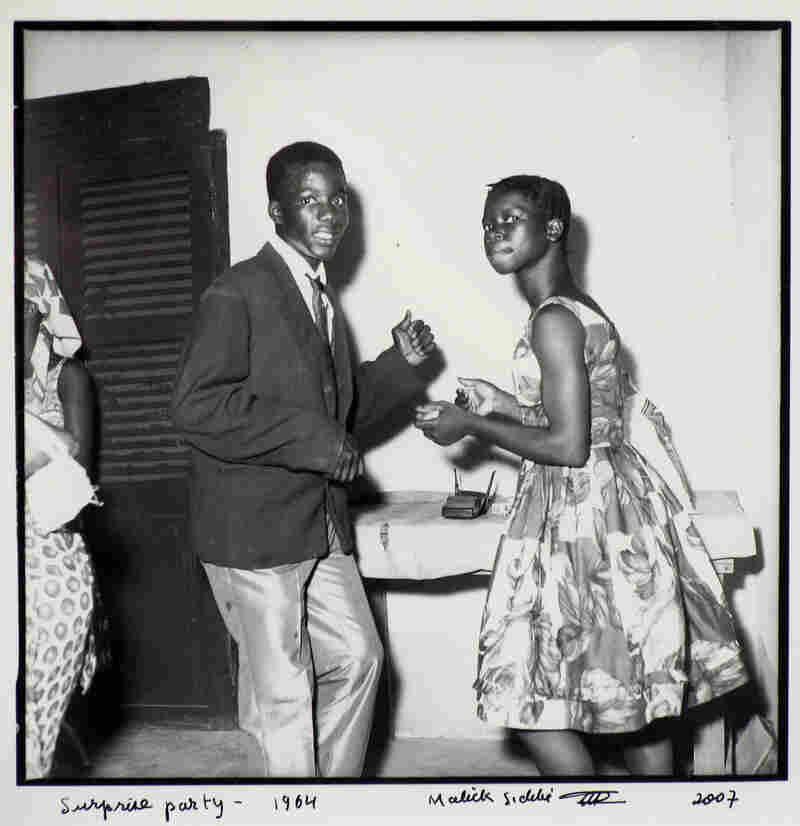 Surprise partie, 1964