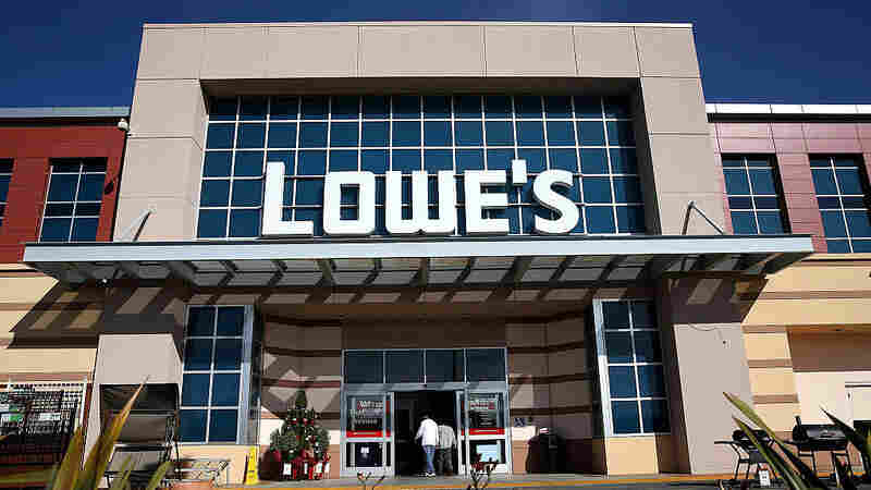 Employees at all Lowe's home improvement stores, including this one in South San Francisco, Calif., are eligible to have certain surgeries paid for by the company at selected hospitals.