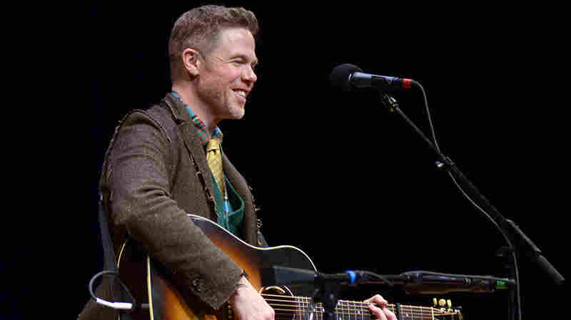 Josh Ritter on Mountain Stage.