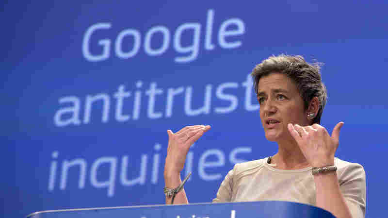 EU Files New Antitrust Charges Against Google Over Android Apps