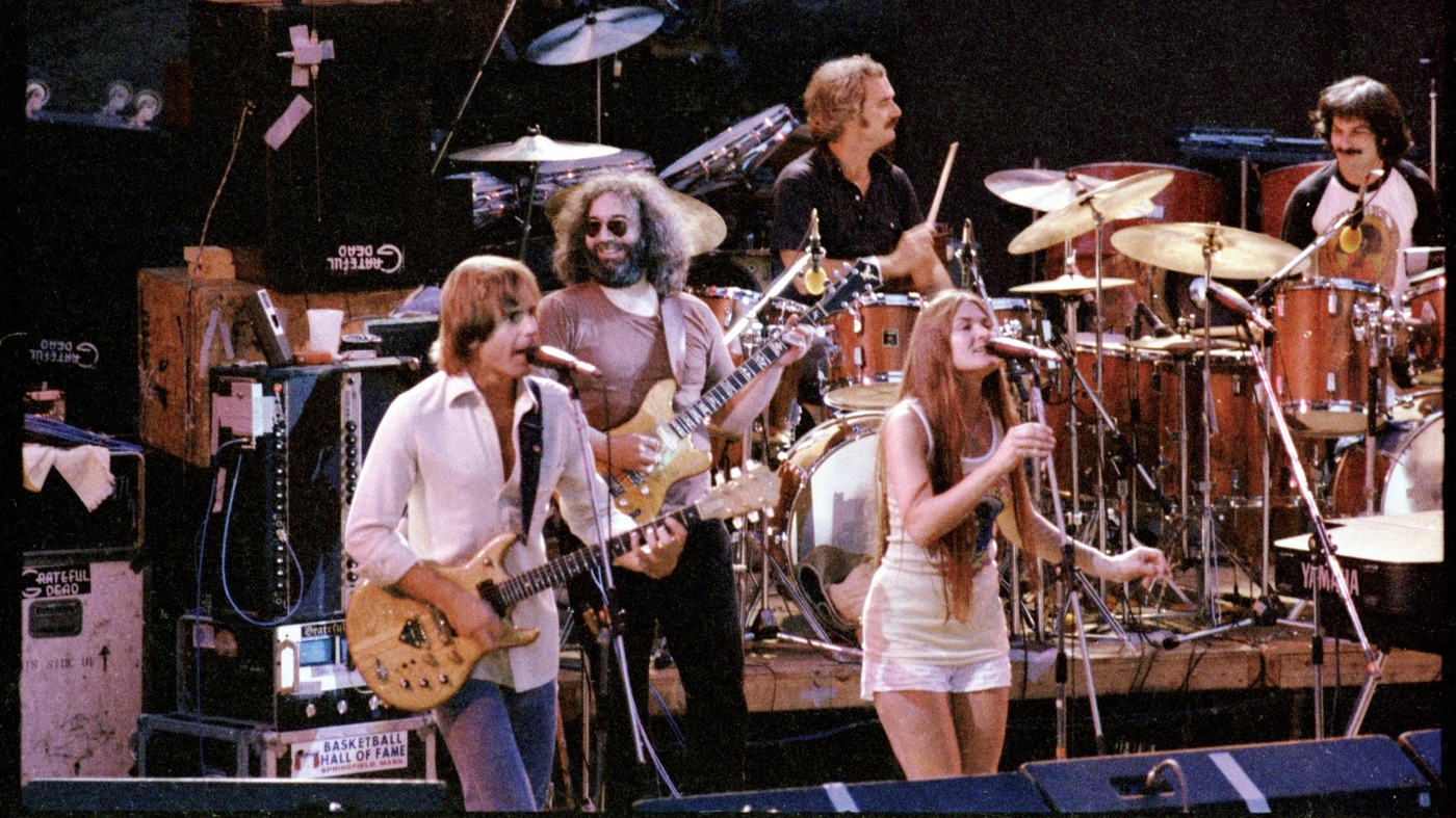 Songs We Love The Grateful Dead Samson And Delilah Live 1978