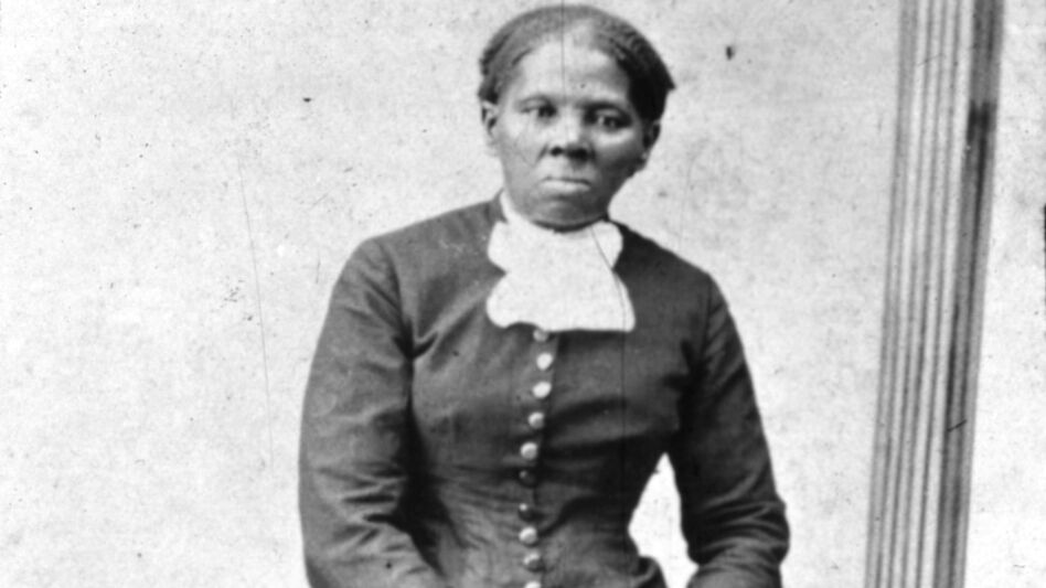 American abolitionist leader Harriet Tubman (1820-1913) led many slaves to safety using the abolitionist network known as the Underground Railroad.