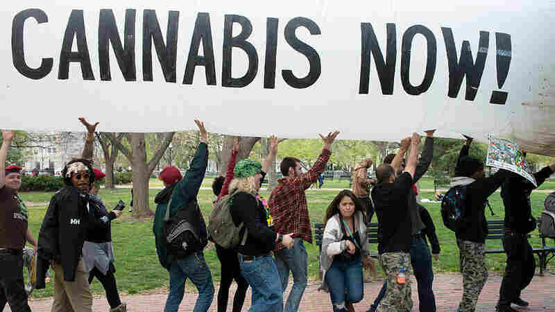 Support For Legal Pot Is High. But It Might Not Stay There